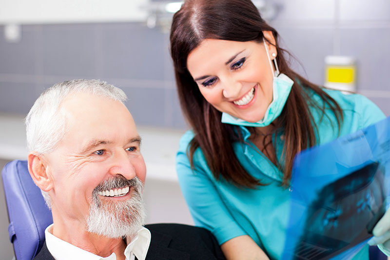 Implant Dentist in Wexford